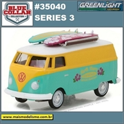 1968 - Volkswagen Kombi Panel - Greenlight - 1/64