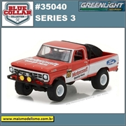1971 - Ford F-100 Motorcraft - Greenlight - 1/64