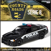 CR 8 - 2010 Dodge CHARGER WINNETKA Police - Greenlight - 1/64