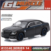 GLMUSCLE 14 - 2012 MOPAR Chrysler 300 - Greenlight - 1/64