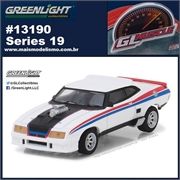 GLMUSCLE 19 - 1973 Ford Falcon XB - Greenlight - 1/64