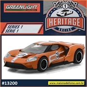 2017 - Ford GT Cobre n.3 - Greenlight - 1/64