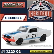 1965 - Shelby GT-350 n.23 - Greenlight - 1/64