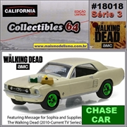 C64 - 1967 Ford Mustang Coupe CHASE CAR - California - 1/64
