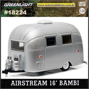 Trailer AIRSTREAM 16 Bambi Prata - Greenlight - 1/24