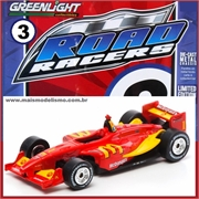 RR - 2008 CHAMP CAR - Greenlight - 1/64