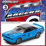 RR - 2010 DODGE CHALLENGER - Greenlight - 1/64