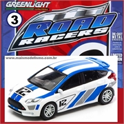 RR - 2012 FORD FOCUS ST - Greenlight - 1/64