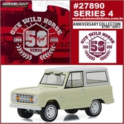 1966 - Ford BRONCO 50th Anniversary Edition - Greenlight - 1/64