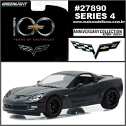 2012 - Chevrolet Corvette Centennial Edition - Greenlight - 1/64
