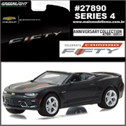2017 - Chevrolet Camaro 50th Anniversary Edition - Greenlight - 1/64