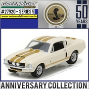 1967 - Ford Shleby GT-500 50th Anniversary Edition - Greenlight - 1/64