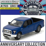 2016 - Ford F-150 100th Anniversary Edition - Greenlight - 1/64