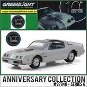 1979 - Pontiac Firebird T/A 10th Anniversary Edition - Greenlight - 1/64