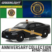 2016 - Dodge Charger Pursuit 100th Anniversary Edition - Greenlight - 1/64