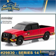 CR14 - 2014 RAM 1500 Tradesman - Greenlight Country Roads - 1/64