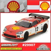 2009 - Chevrolet Corvette C6R Shell - Greenlight - 1/64