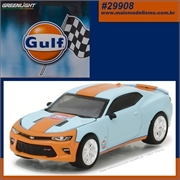 2017 Chevrolet CAMARO SS GULF OIL - Greenlight - 1/64