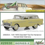 1955 - Chevrolet Two-Ten Handyman - Greenlight - 1/64