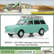 1965 - Volkswagen Type 3 Squareback - Greenlight - 1/64