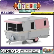 1959 - Holiday House Trailer - Greenlight - 1/64