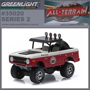 1966 - Ford BRONCO - Greenlight - 1/64