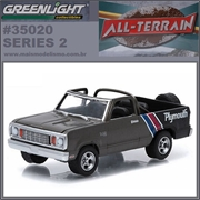 1977 - Plymouth Trailduster - Greenlight - 1/64