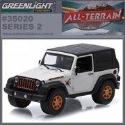 2012 - JEEP Wrangler - Greenlight - 1/64