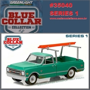 1968 - Chevrolet C-10 Pickup - Greenlight - 1/64