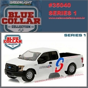 2015 - Ford F-150 XL - Greenlight - 1/64