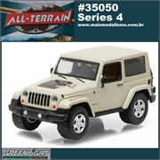2012 - Jeep Wrangler Mojave - Greenlight - 1/64