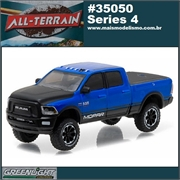 2017 - Dodge RAM 2500 - Greenlight - 1/64