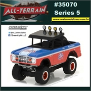 1975 - Ford Bronco Baja STP - Greenlight - 1/64