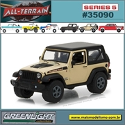 2017 - Jeep Wrangler Rubicon Recon - Greenlight - 1/64
