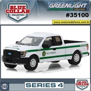 2016 - Ford F-150 NYC Parks - Blue Collar Greenlight - 1/64