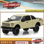 2016 - Ford F-150 Pickup - Greenlight - 1/64