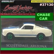 1965 - Shelby GT-350 Fastback CHASE CAR - Greenlight Barrett-Jackson - 1/64
