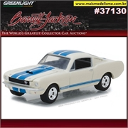 1965 - Shelby GT-350 Fastback - Greenlight Barrett-Jackson - 1/64