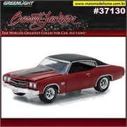 1970 - Chevrolet Chevelle LS6 - Greenlight Barrett-Jackson - 1/64