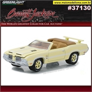 1972 - Oldsmobile Cutlass 442 - Greenlight Barrett-Jackson - 1/64