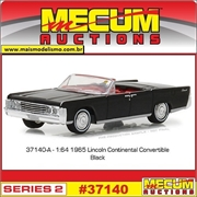 1965 - Lincoln Continental - Greenlight Mecum Auctions - 1/64