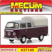 1971 - Volkswagen Kombi Pickup Cab Dupla - Greenlight Mecum Auctions - 1/64