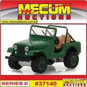 1974 - Jeep CJ-5 - Greenlight Mecum Auctions - 1/64