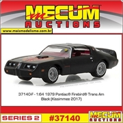 1979 - Pontiac Firebird T/A - Greenlight Mecum Auctions - 1/64