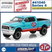 2017 - Dodge RAM 2500 Power Wagon - Greenlight - 1/64