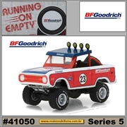 1966 - Ford Baja Bronco BFGoodrich - Greenlight - 1/64