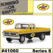 1972 - Ford F-100 Pickup PENNZOIL - Greenlight - 1/64