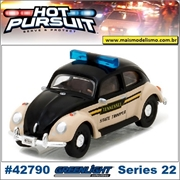 HP 22 - Volkswagen Fusca Tennessee - Greenlight - 1/64