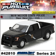 HP 24 - 2016 Ford F-150 New Mexico Police - Greenlight - 1/64