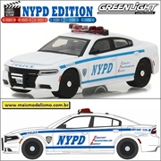 HP 25 - 2017 Dodge Charger NYPD - Greenlight - 1/64